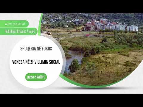 SHOQERIA NE FOKUS 82 | Vonesa në zhvillimin social