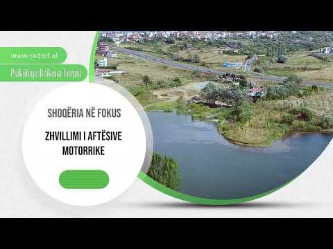 SHOQERIA NE FOKUS 81| Zhvillimi i aftësive motorrike