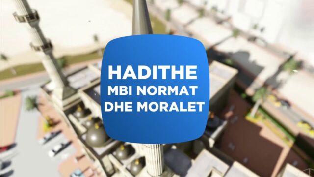 Hadithet e moralit 74 – Tema e urdherimit per ruajtjen e gjuhes dhe per tu menjanuar prej fjaleve te