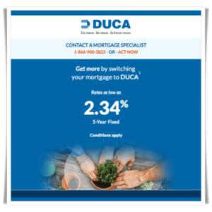 Sponsor #7 DUCA