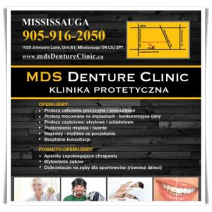 Sponsor #5 MDS Denture