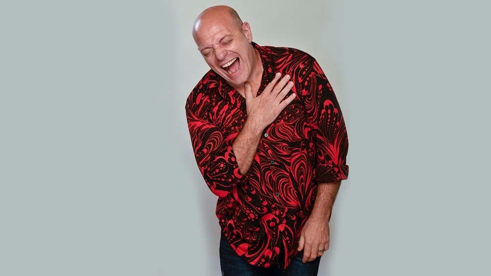 El comediante, actor y guionista nacido hace 52 años en Parque Patricios con el nombre de Martín Mariano Campilongo