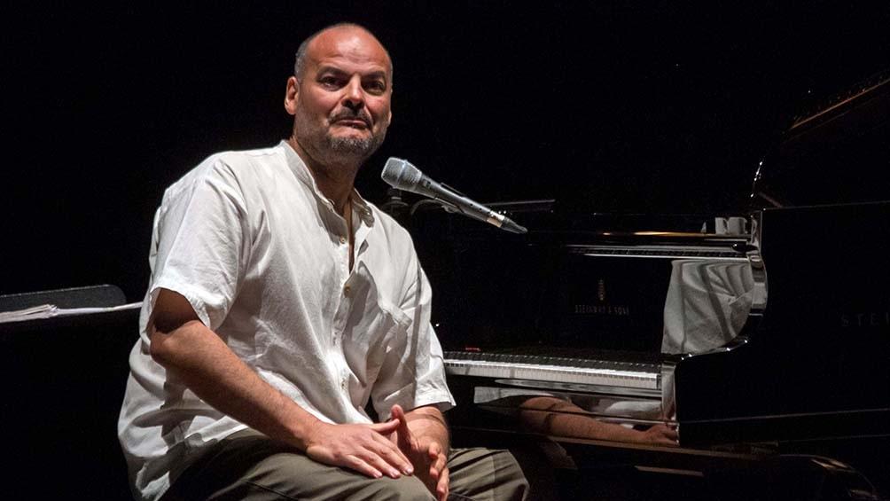 Aguirre estrenó la grabación del concierto que grabó hace dos años en el Centro Cultural Kirchner.