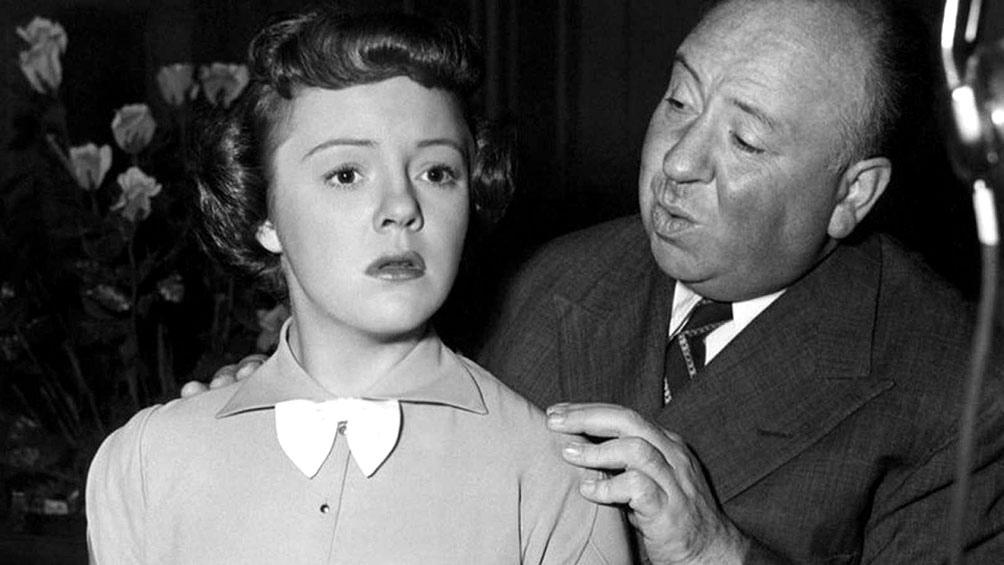 Pat Hitchcock fue la única hija de Alfred Hitchcock