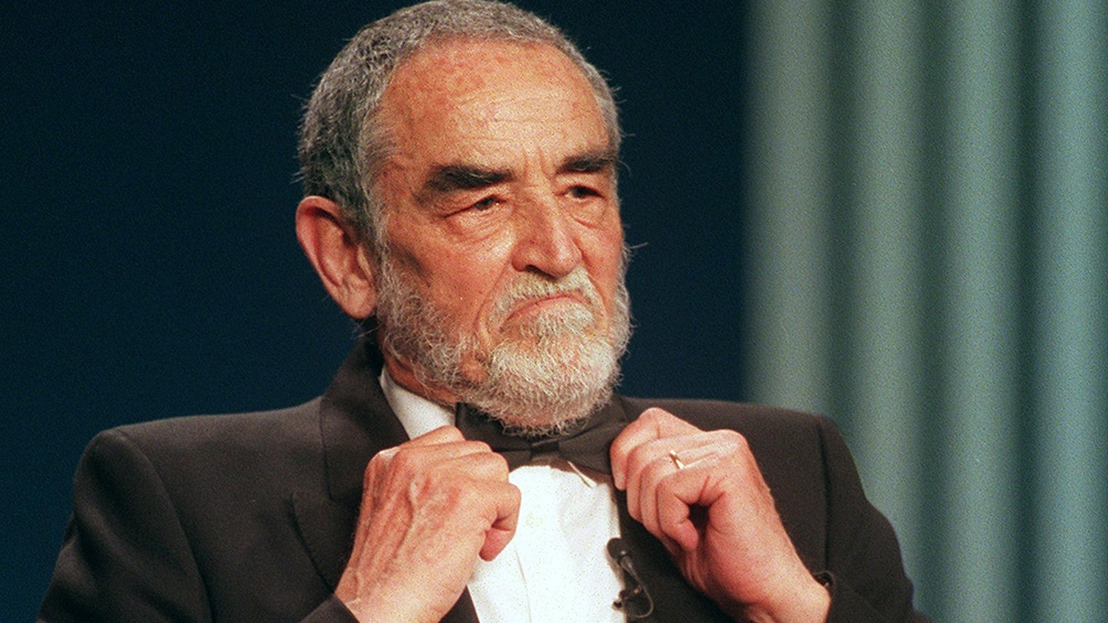 Gassman, caballero de fina estampa. (AFP)