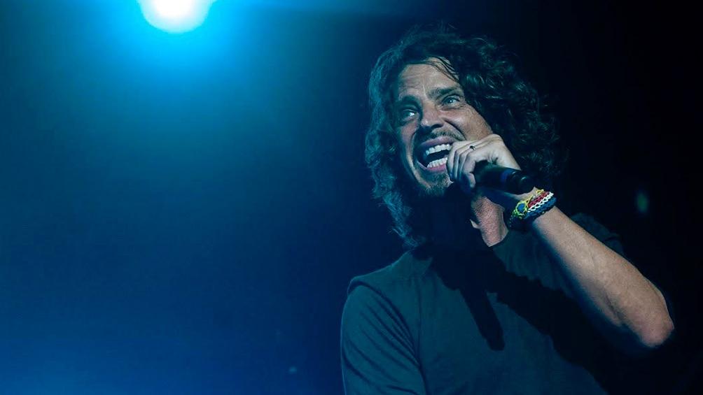 Chris Cornell (Foto: Gentileza Daniela Amdan)
