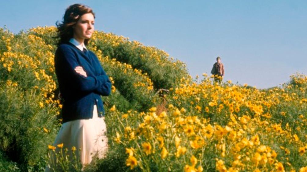 "Jennifer O´Neill en ""Verano del 42"", un clásico para nostálgicos de Robert Mulligan."