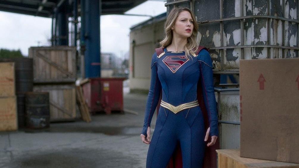Melissa Benoist como Supergirl, la versiòn femenina del superhéroe de la DC Comics (Foto: Warner Channel)