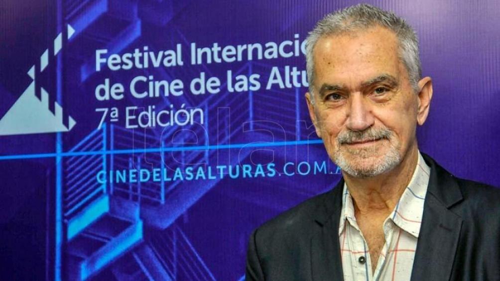 """Desaloms: La competencia de ficción de este año tiene doce películas"""" (Foto: Edgardo Valera)"""