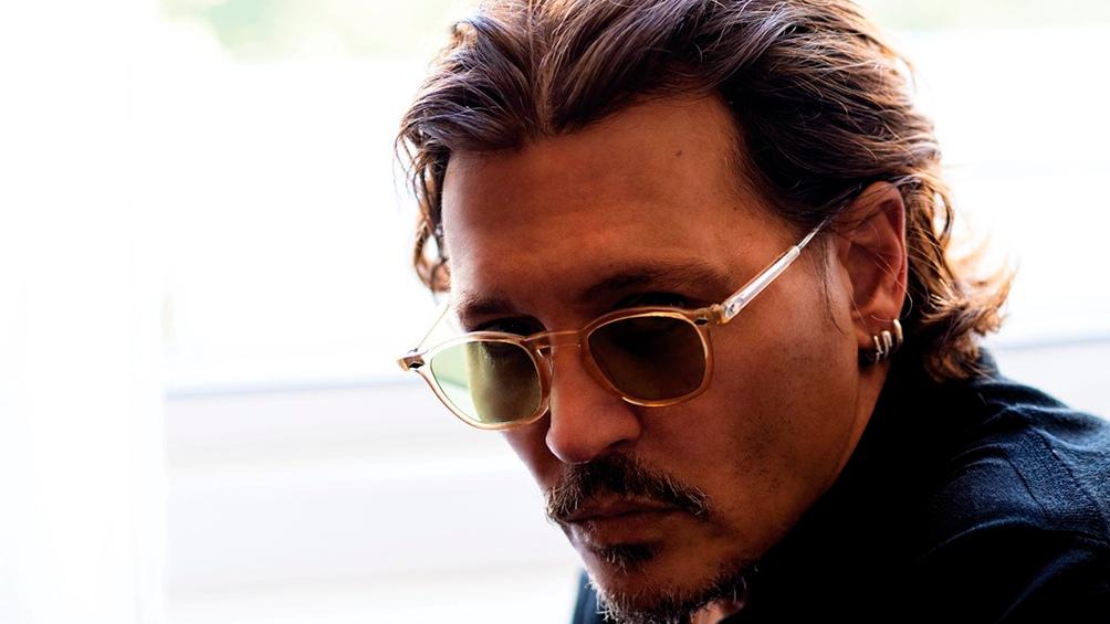Johnny Depp Foto: Prensa Festival
