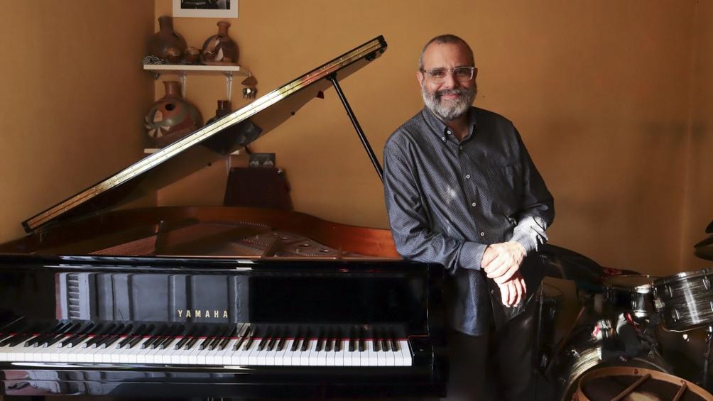 Gran lanzamiento del pianista Hernán Rios, por streaming.