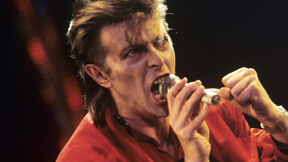 A partir de 2023, todoa la producción de Bowie entre 2000 y 2016 pasará a Warner..