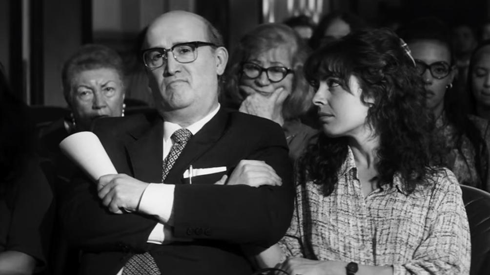 Javier Cámara y Patricia Tamayo, protagonistas.
