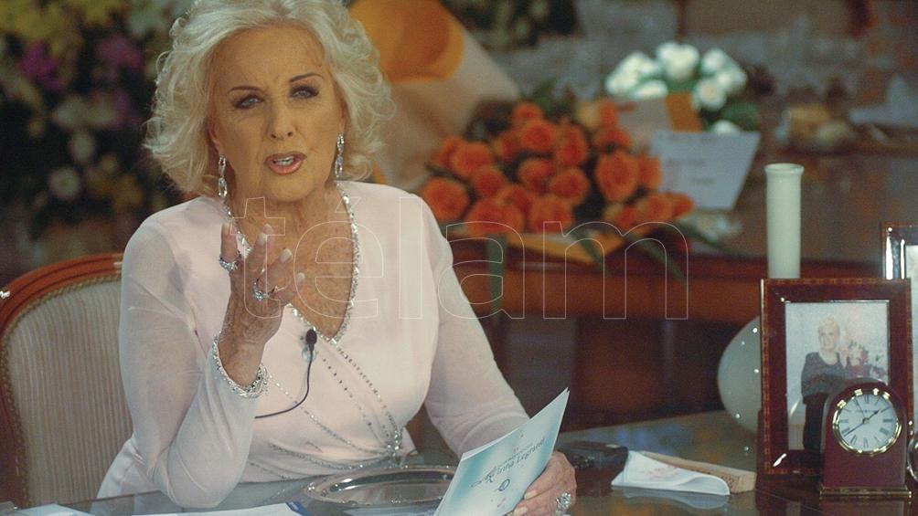 El informe no detalla cuándo la diva de 94 años podría recibir el alta. Foto: Carlos Brigo