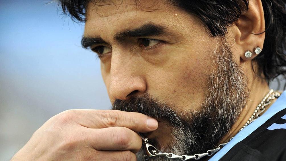"""El documental premiado: """"Maradona, el último ídolo"""""""