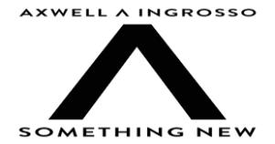 AXWELL INGROSO - SOMETHING NEW