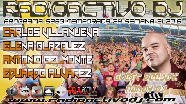 RADIOACTIVO DJ 21-2016