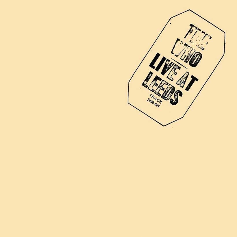 """Il 16 maggio 1970 gli The Who pubblicano LP dal titolo """"Live at Leeds"""""""