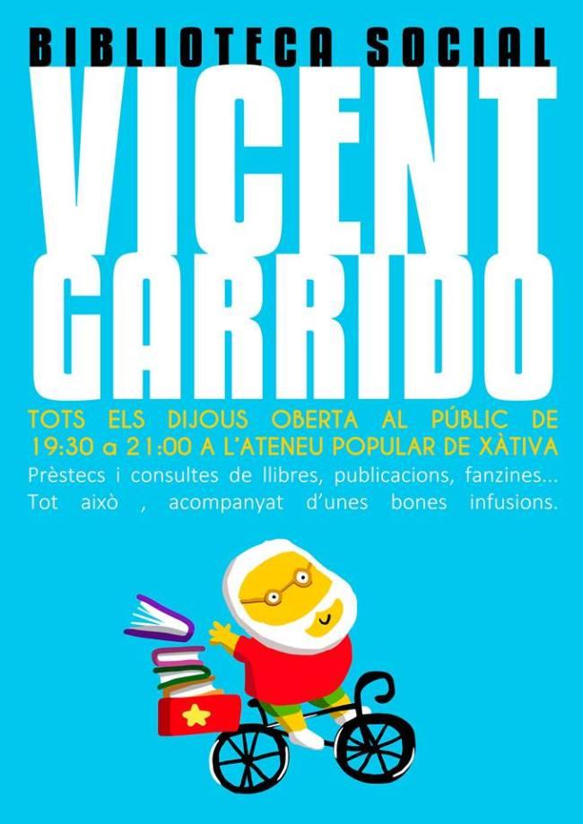 Biblioteca Social Vicent Garrido