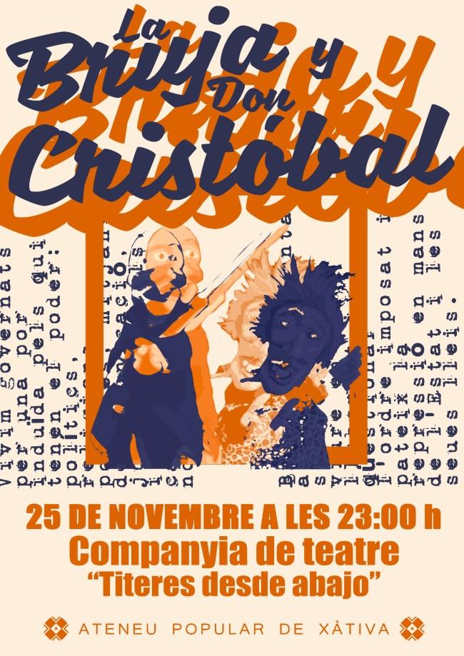 la bruja i don cristobal poster(1)
