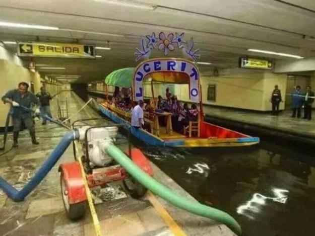 Radioalternativo - 13 Ciudad de Mexico - Metro de la Ciudad de Mexico