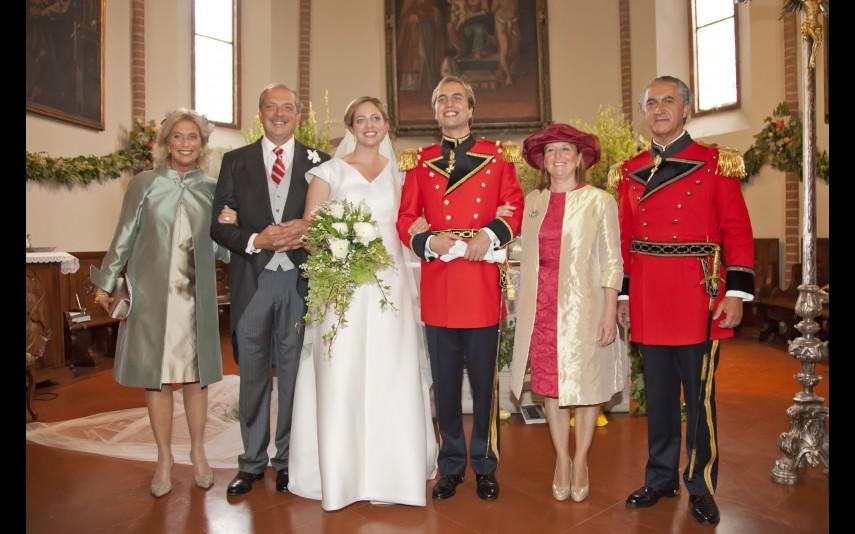Filho do Conde de Calheiros com casamento luxuoso em