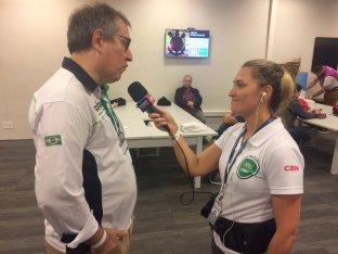 Rafa Henzel na Globo