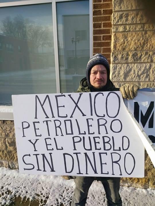Gasolinazo. Protesta. Enero. 2017 V