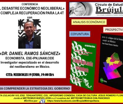 Análisis Económico, Dr Daniel Ramos