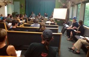 RadioBoise Volunteer Meeting