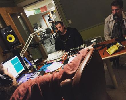 It's Now Right Now is pitching for #krbxfallradiothon with @theponydj Jake Hite and Wayne Birt ... Talking community radio and awesome tunes only Grant can dig up! Show your high-fives for Its Now Right Now - Call (208)258-2072 or radioboise.us