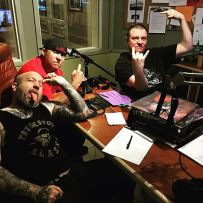 Heavier Than Thou ruling the airwaves. Support the refuge for late night metal heads! (208)258-2072 or radioboise.us #krbxfallradiothon