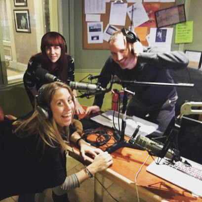 Wrestling for mics and falling out of chairs ... the Explorations crew needs you in the next 30 minutes! Donate: (208) 258-2072, http://radioboise.us, 1020 W. Main St. in the basement. #krbxfallradiothon #radioboise #boise #idaho #communityradio