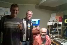 Thumbs up for Boise #blues and #communityradio supporters! So much more to come before 10, including more live music. Show your support by donating one of three ways: (208) 258-2072, radioboise.us, 1020 W. Main St. In the basement! #krbxfallradiothon #radioboise #boise #idaho