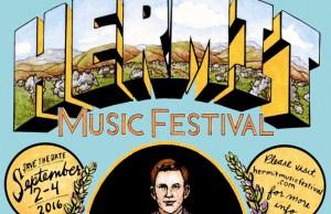 Volunteer for Hermit Music Fest