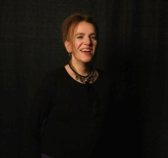 Daphne Stanford, host of The Poetry Show, Sundays on KRBX