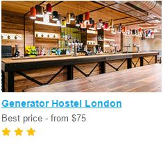 Boracay Travel Hotels: Generator Hostel London