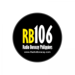 Boracay Radio Channel RB106 Philippines Logo