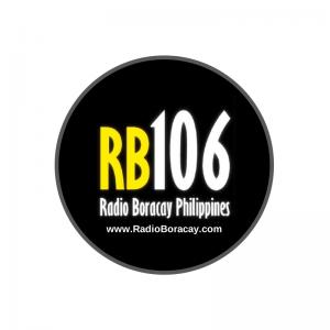 Boracay Radio RB106 logo