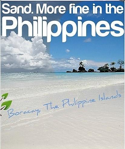 Radio Boracay Philippines - White Beach Boracay Island Image by Noel L. Jimenez