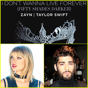 "Philippines Top 20 Songs January 2017 PT20 Chart Zayn ft Taylor Swift ""I Don't Wanna Live Forever"" (credit: Justjared.com)"