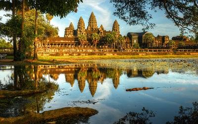 Radio Boracay TRAVEL Deals: Cambodia (Image: TravelAndLeisure.com)