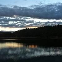 Lagos y lagunas para pescar cerca de Santiago de Chile