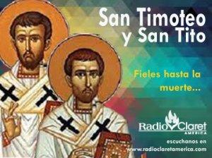 San Timote y San Tito