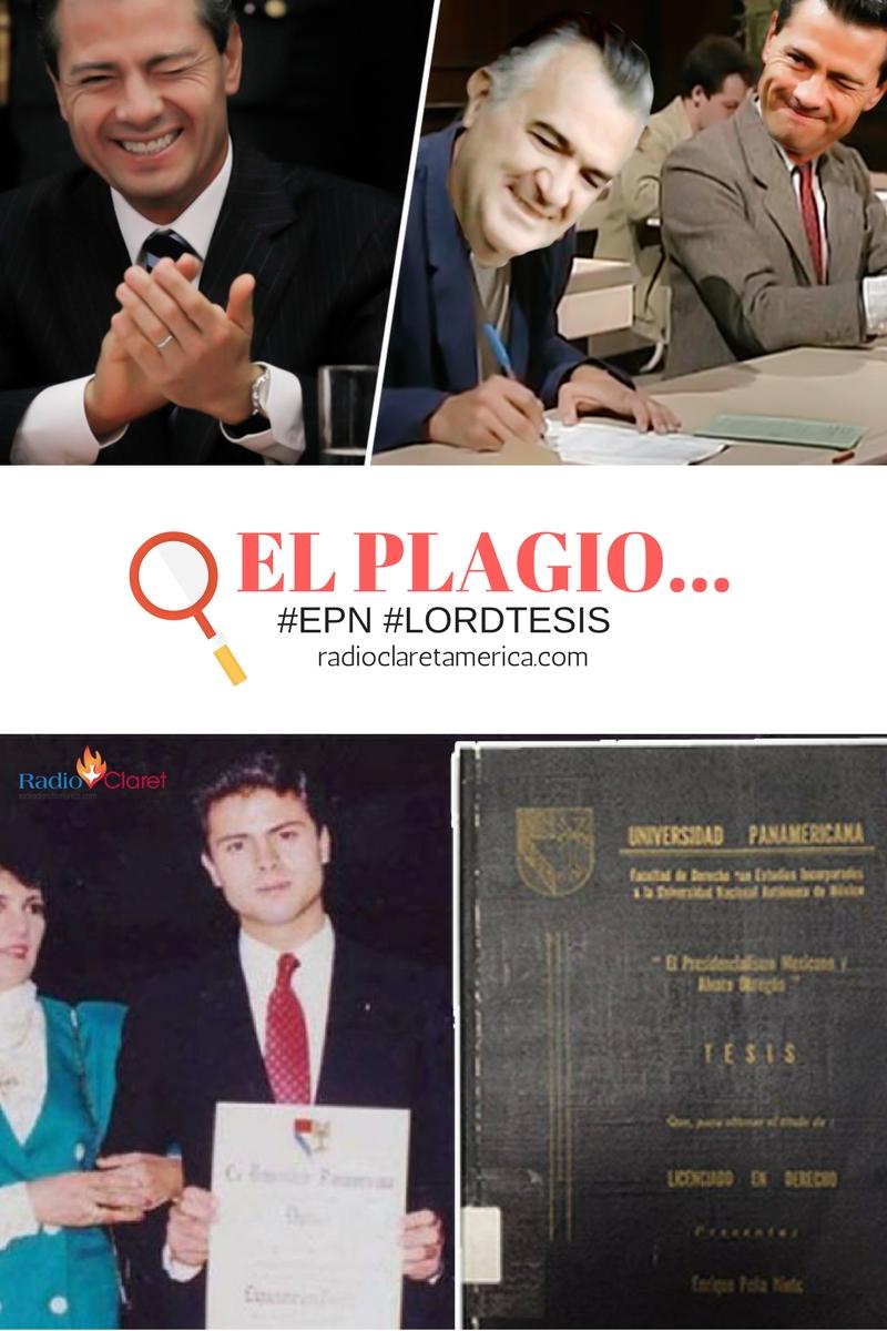 EL PLAGIO... Enrique Peña Nieto memes