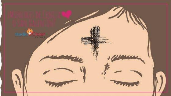 San Valentín y Cuaresma ¿que hacer? abstinencia no comer carne