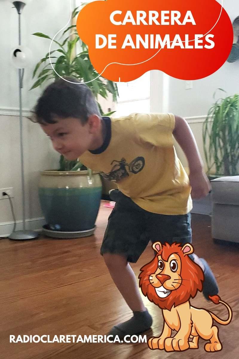 juegos recreativos para niños