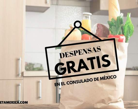 DESPENSAS GRATIS
