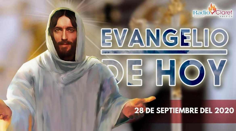 el evanegelio de hoy