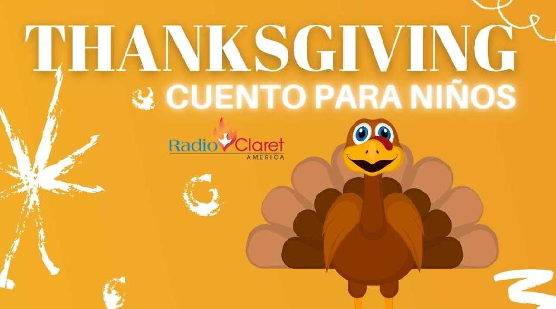 cuento infantil de thanksgiving